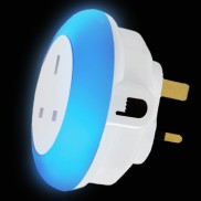 Plug Through LED Night Light