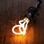 Plumen Light Bulb and Pendant