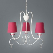 Kico Princess Three Arm Chandelier