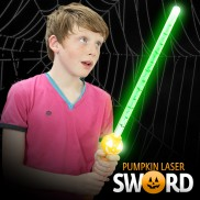 Pumpkin Laser Sword Wholesale
