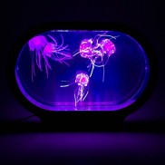 Realistic Jellyfish Lamp