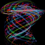 Rechargeable LED Hula Hoops