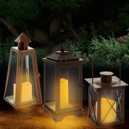 Remote Controlled LED Lanterns