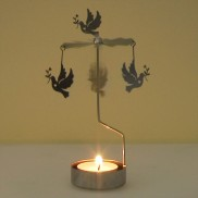 Rotary Tealight Holder