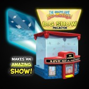 Sea Monkeys Big Show Projector