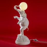 Seletti Elephant Resin Lamp
