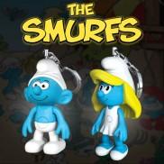 Smurfs Keyring Torches