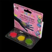 Snazaroo UV Party Paint Set