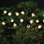 Solar Bird Stringlights