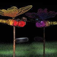 Solar Butterfly Stake
