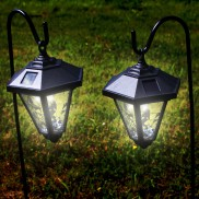 Solar Coach Lights With Hooks (2 Pack)