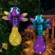 Solar Firefly Lantern Light