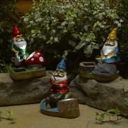 Solar Gnome Spotlights (3 Pack)