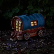 Solar Gypsy Rose Caravan