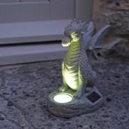 Solar Illuminated Dragon