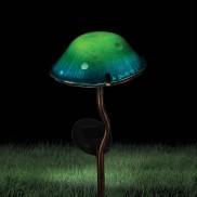 Solar Mushroom Stake Light