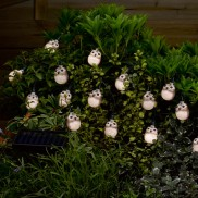 Solar Owl Stringlights