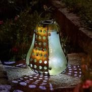 Solar Pear Lantern