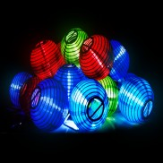 Everbright Solar Chinese Lanterns