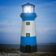 Solar Revolving Lighthouse