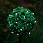Solar Topiary Balls (3 Pack)