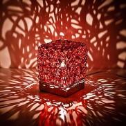 Spaghetti Light Cube