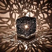 Spaghetti Light Cube
