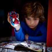 Philips Spiderman LED Torch