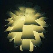 Spikey Pendant Lampshade (17952)