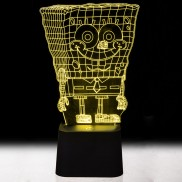 Spongebob Acrylic Mood Light
