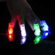 Strap on LED Fingers