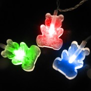 Teddybear String Lights