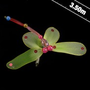 Thai Silk And Bead Dragonfly Lights