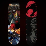 Thundercats Light Up Skateboard