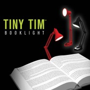 Tiny Tim Retro Booklight