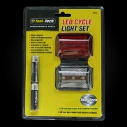 Tool Tech LED Cycle Light Set