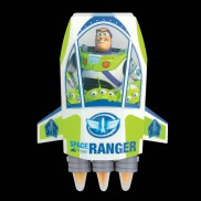 Toy Story Buzz Lightyear Space Ranger Pendant
