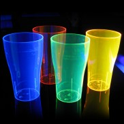 UV Reactive Pint Glasses