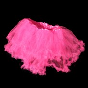 Pink Tutu under normal light