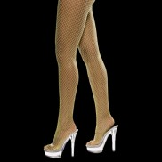 UV Fishnet Tights