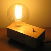 Vintage Flick Switch Lamp (ABC2601)