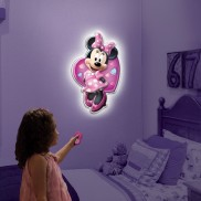 Uncle Milton Wall Friends Minnie Mouse