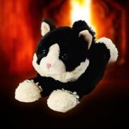 Warmies Plush Black Cat