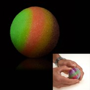 Weird Science Lab Glow Ball