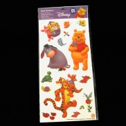 Winnie The Pooh Glow Window Stickers