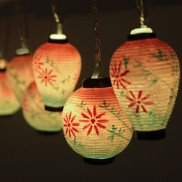 Yara Lantern String Lights