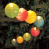 20 Plastic Sphere Lights
