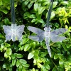 20 Solar Dragonfly / Butterfly Garden Lights