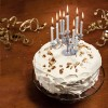 Cake Candelabra Decoration