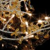 Champagne Crystal Light Garland